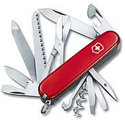 Victorinox Taschenmesser Ranger rot 1.3763
