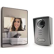 Luta 2+ Design Videotürsprechanlagen-Set + 7-Zoll