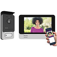 Philips WelcomeEye Connect Videosprechanlage 7""