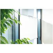 Sonnenschutz-Plissee FLEX 100 x 130 cm weiß