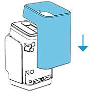 ekey uno Cover - Zubehör für uno Fingerscanner