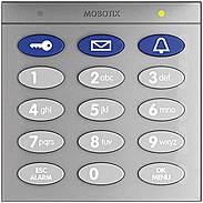 Mobotix Keypad mit RFID-Technik für T26, silber