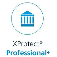 Milestone XProtect Professional+ Software 1 Server