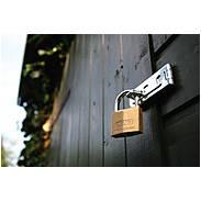Abus 85/20 Messing-Vorhängeschloss vs. Lock-Tag