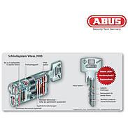 ABUS Vitess.2000 Schließanlagen Nachbestellung