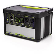 Goal Zero Yeti 400 Lithium Solar Generator