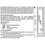 Satel FD-1 Wassermelder weiss mit 3m Kabel