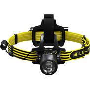 LED LENSER iLH8 Stirnlampe ATEX