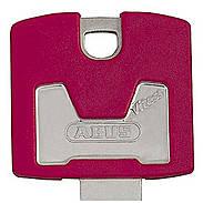 ABUS Schlüsselkappe Key Cap Rot Dicke 2,6mm