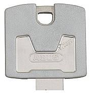 ABUS Schlüsselkappe Key Cap Silber Dicke 2,6mm