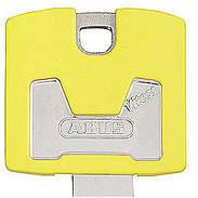 ABUS Schlüsselkappe Key Cap Gelb Dicke 2,6mm
