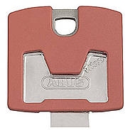 ABUS Schlüsselkappe Key Cap Koralle Dicke 2,6mm