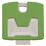 ABUS Schlüsselkappe Key Cap Grün Dicke 3,5mm