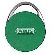 wAppLoxx RFID-Schlüsselanhänger grün