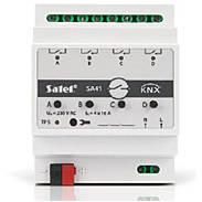 Satel KNX-SA41 Universal-Schaltaktor