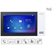 Dahua - VTH2421FW-P - Monitor - IP - Weiß