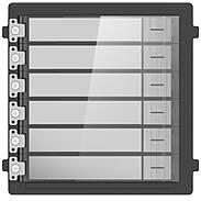 HIKVision DS-KD-KK/S 6-fach Klingelmodul