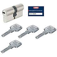 Abus EC660 30/30 Doppelzylinder vs. + 4 Schlüssel