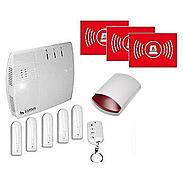 LUPUSEC XT1 Starter Pack für Wohnung, Haus, Büro