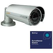 LUPUS IP-Kamera LE934 PoE HD + 1x Synology Lizenz