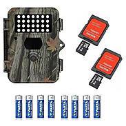 Dörr Snapshot Mini 5.0MP 2x8GB SD-Karte +Batterien