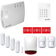 LUPUSEC XT2 Plus Smart Home Ip-Alarmanlage-Set