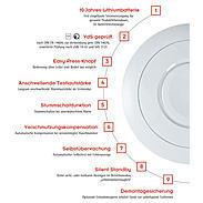 3er Ei Electronics Ei650W Rauchmelder+ Funkmodul