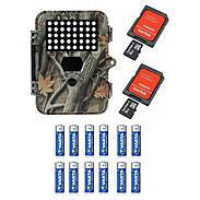 Dörr Snapshot Extra 5.0 IR 2x8GB SDHC+ Batterien