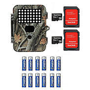 Dörr Snapshot Extra 5.0 IR 2x16GB SDHC+ Batterien