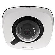4er ABUS IP-Kamera Set IPCB42551 1080p + Aufkleber