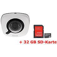 ABUS IP-Kamera IPCB42551 1080p + 32 GB SD-Karte