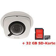 Abus IP-Kamera IPCB42550 1080p + 32 GB SD-Karte