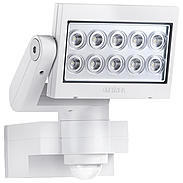 Abus Kamera IPCB72500 + Steinel Strahler XLed10 ws