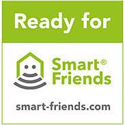 ABUS Smartvest Funkalarm Basis-Set mit Rauchmelder
