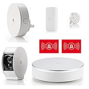 Myfox Home Alarm Starter Set mit Wlan Kamera