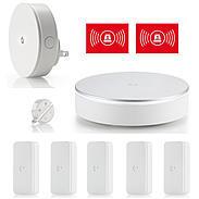 Myfox Home Alarm Set zur Fenster- & Türüberwachung