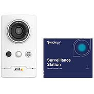 Axis IP-Kamera Set M1065-L + Lizenz