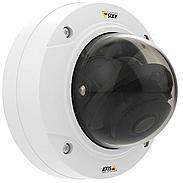 Axis IP-Kamera Set P3225-LVE MKII + Aufkleber
