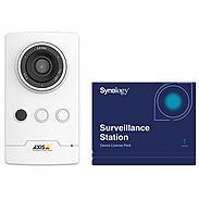 Axis IP-Kamera Set M1045-LW + Lizenz