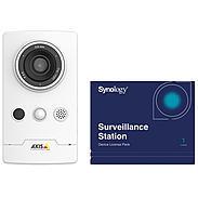 Axis IP-Kamera Set M1065-LW + Lizenz