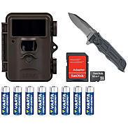 Dörr Snapshot Limited Black 8MP + Messer + SDHC
