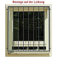 Tiamat Fenstergitter Einbruchschutz Basic I