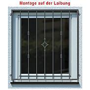 Tiamat Fenstergitter Einbruchschutz Hamburg
