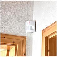 Blaupunkt SA2900-R Haus GSM Alarmanlagen Set 1