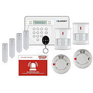 Blaupunkt SA2900-R Haus GSM Alarmanlagen Set 3
