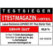 Lupus XT1 Plus Alarm Starter Pack + Außensirene