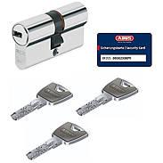 Abus XP20S 30/55 Doppelzylinder vs. + 3 Schlüssel