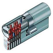 2er Abus XP20S 35/35 Doppelzylinder gl. + 6 Schl.