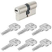 Abus EC550 30/30 Doppelzylinder vs. + 6 Schlüssel