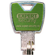 Expert-Security XP20S Design-Clip Set resedagrün